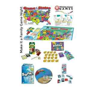 Winning Moves Games Celebrate Family Time