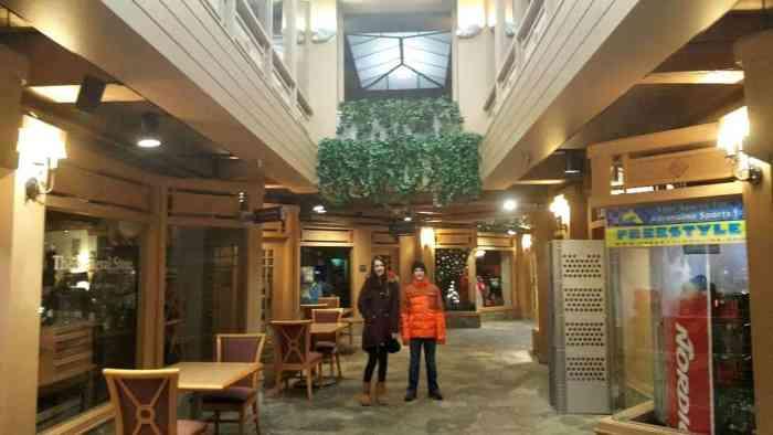 wintergreen mountain inn shopping