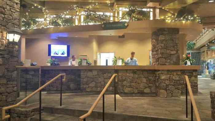 wintergreen resort check in