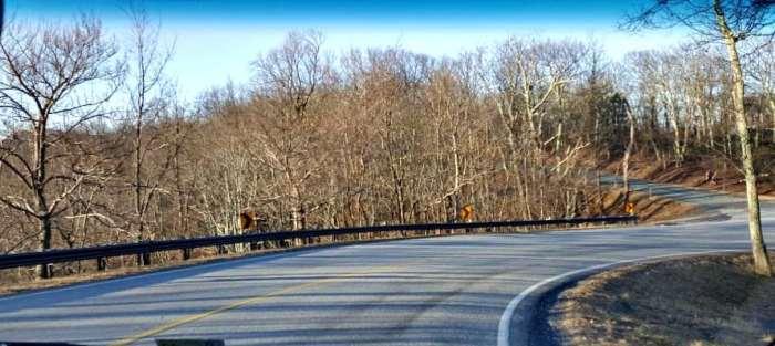 wintergreen resort winding roads