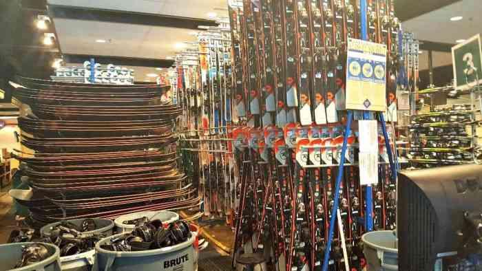 wintergreen ski shop