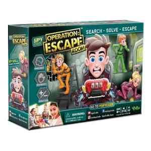 YULU Operation Escape Room: Search Solve Escape