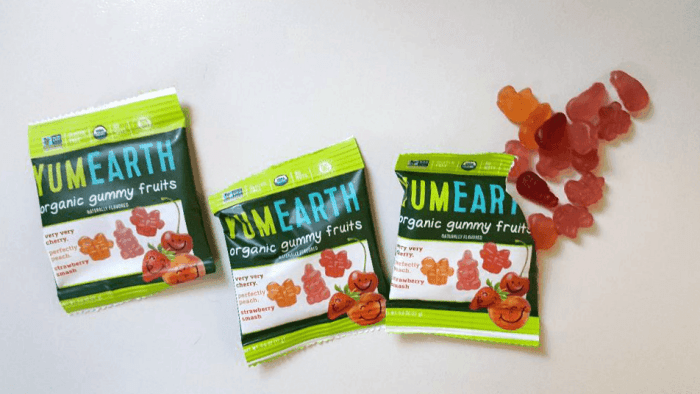 yumearth gummies