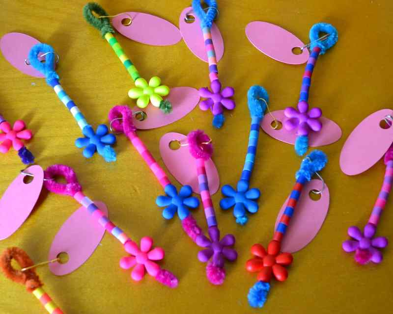 Neat Easy Diy Girl Scouts Swaps Idea Tutorial Brownie Bites Rainbow