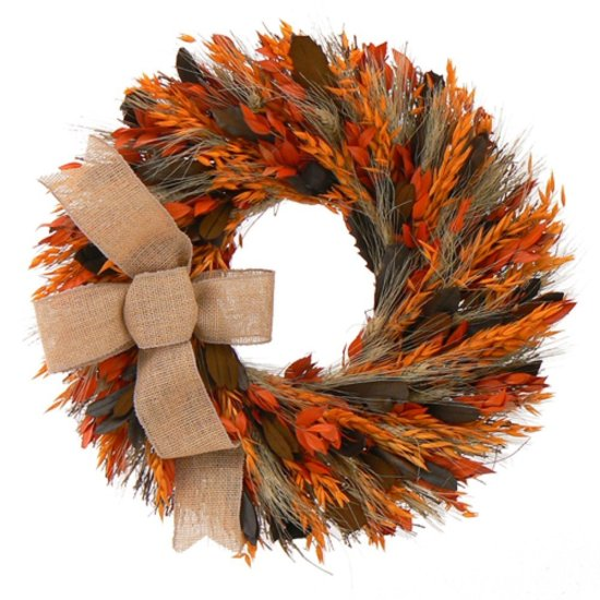 Heartland Spice Autumn Wreath