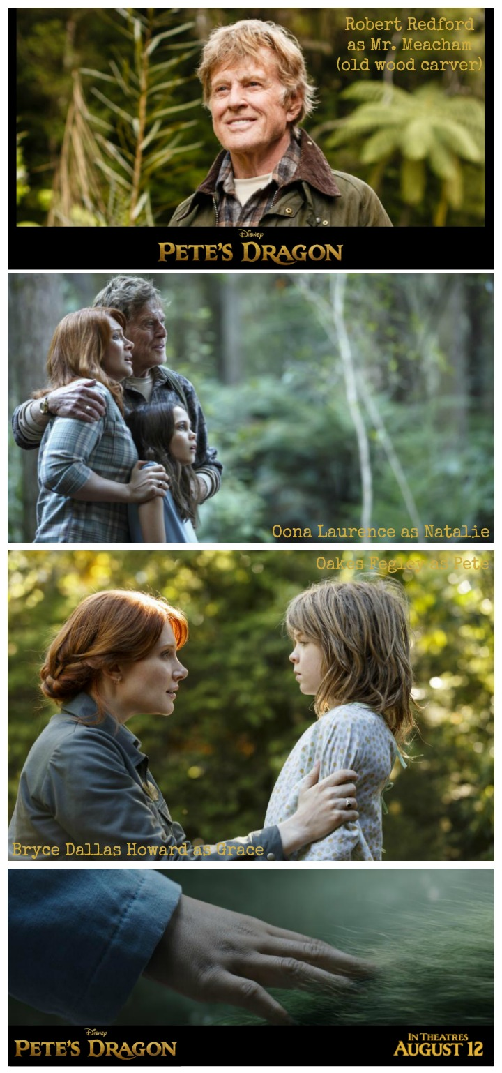 First Images from Pete's Dragon
