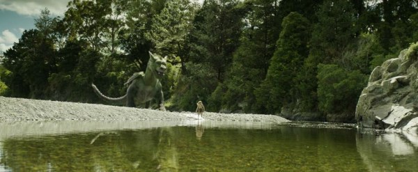 Disney's Pete's Dragon (2016) first photos of Elliot