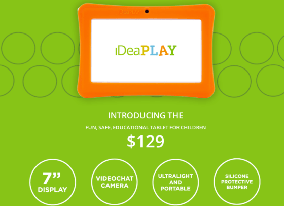 Video: iDeaPLAY Tablet Review and Apps