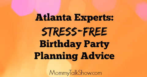 [VIDEO] Stress-Free Birthday Party Planning Advice