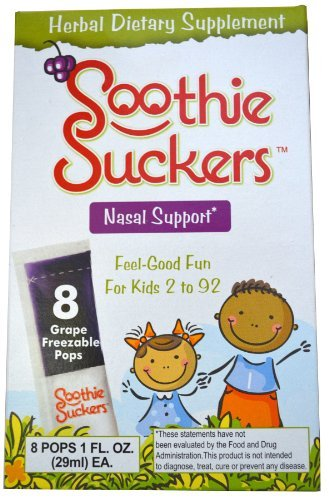 soothie suckers
