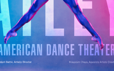 Enjoy Atlanta Date Night with Alvin Ailey American Dance Theater + Ticket Giveaway