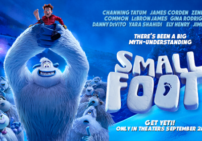 Free Download: #Smallfoot Movie Character Activity Book #SmallfootSaturday