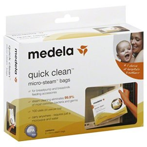 medela micro steam bags