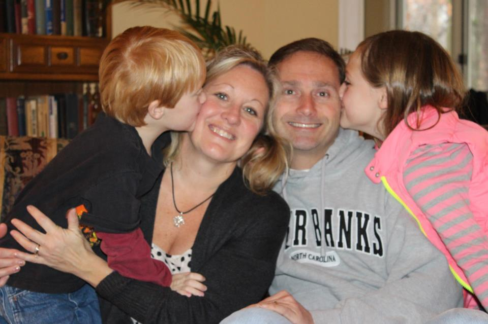 Weekly Photo Challenge: Kiss. -- My Lil' Fam.