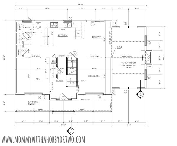 final floor plan first floor