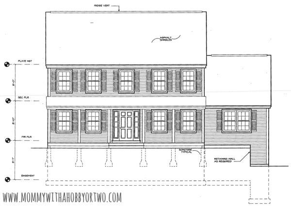 floor plan exterior