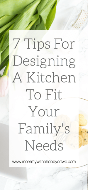 A perfect kitchen needs to not only fit your design style, but be durable too. These 7 tips will help you customize your kitchen for all of your needs.