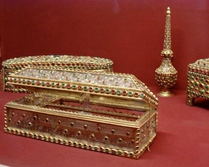 トプカプ宮殿の宝飾品-26
