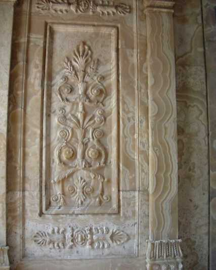 ドルマバフチェ宮殿の浴室-1