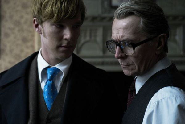 『裏切りのサーカス』(2011) - Tinker Tailor Soldier Spy –