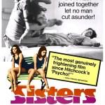 『悪魔のシスター』(1973) - Sisters –