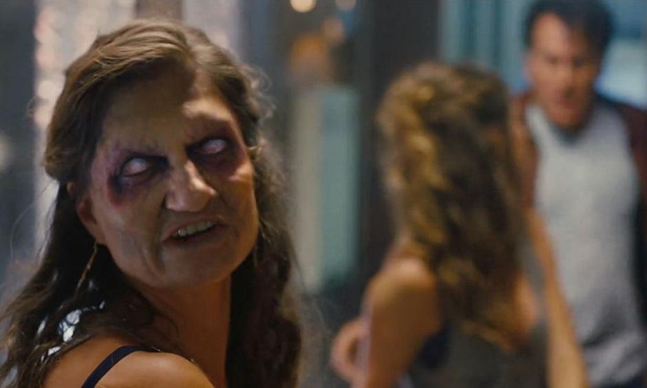 「死霊のはらわた リターンズ」(TV/2015-) - Ash vs Evil Dead
