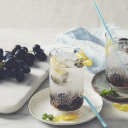 Black Grape Seltzer