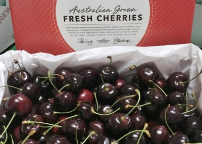 CherryHill Orchards Regina Cherry 2kg Gift Box