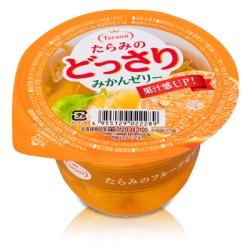 Tarami no Dossari Orange Jelly