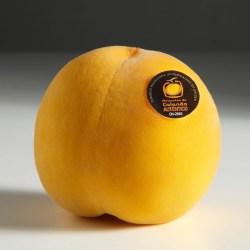 Calanda Yellow Peach Fruit
