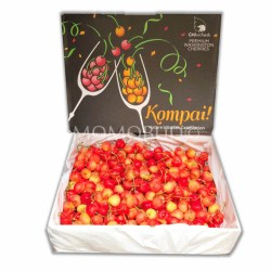 CMI Kompai Rainier Cherry 4kg Box