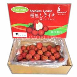 Seedless Lychee box (1.8kg)