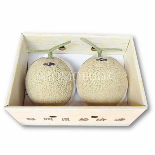 Shizuoka Isami Hothouse Muskmelon Gift Box