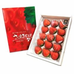Sanuki Hime Strawberry Gift Box (400g)