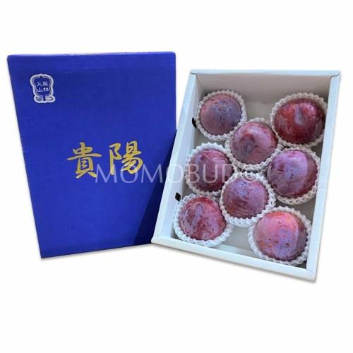 Japanese Yamanashi Kiyou Plum Gift Box 1.5kg blue box