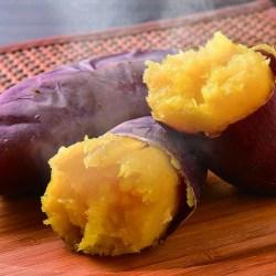 Japanese Silk Sweet Potato