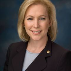 Sen. Kirsten Gillibrand: Women Must Make Their Voices Heard and Vote!