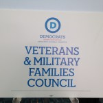 Military Families and Veterans Caucus at DNC 2012