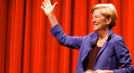 Elizabeth Warren Takes Her Fight to the People
