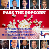 The Republicans Are Having a Debate: Pass the Popcorn.