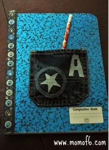 Momof6  Denim Pocket Notebooks2
