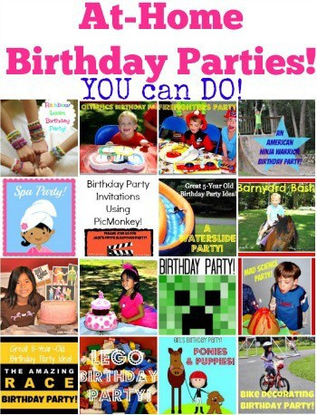 Great 9 Year Old Girl Birthday Party Ideas: Tie Dye Party ...