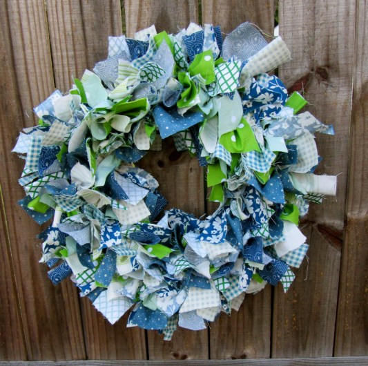 Seahawks wreath 5