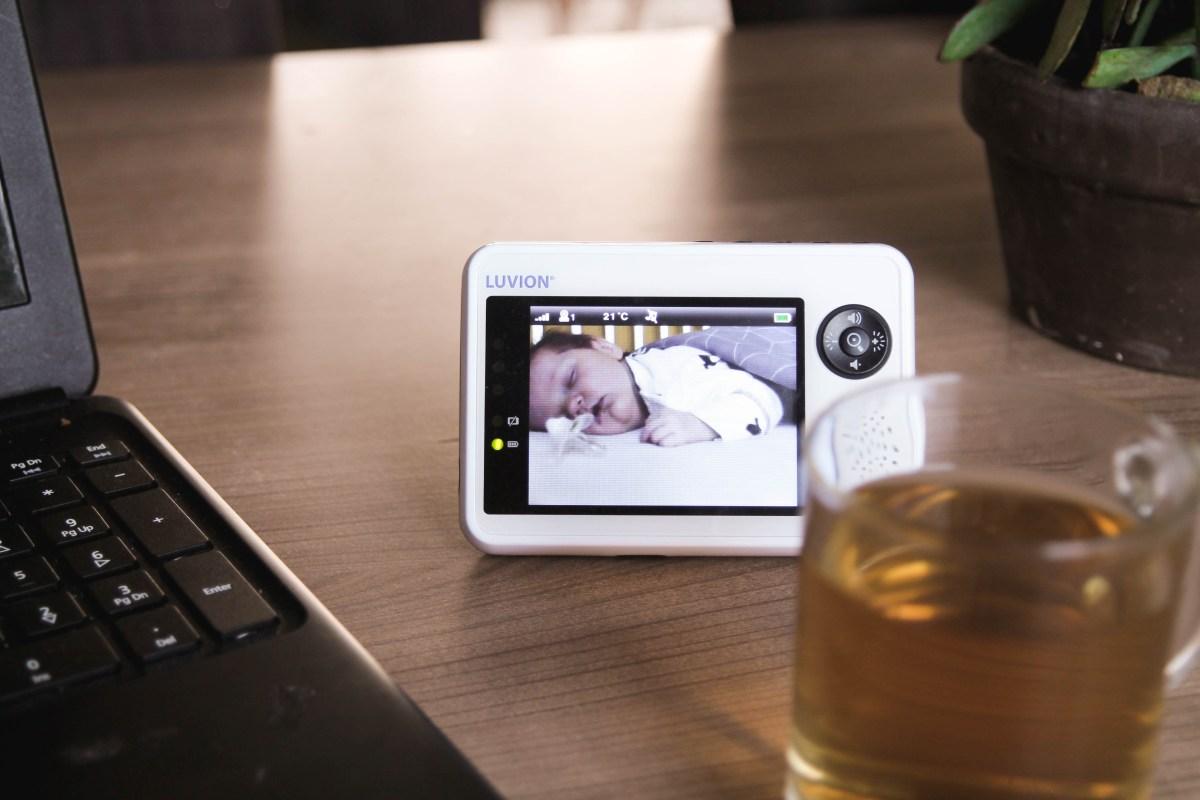 Thuiswerken met een baby