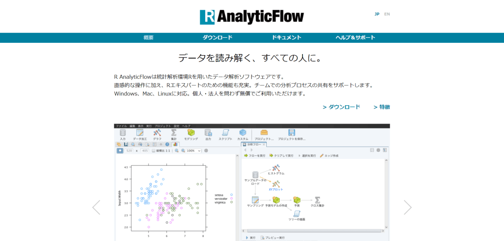 r.analyticflow