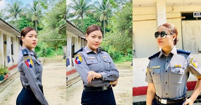 ရဲမေ တစ်ယောက်အဖြစ် မြင်တွေ့ရတဲ့ ...