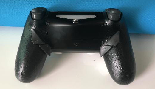 【PS4背面ボタン】今買える背面ボタンが使えるFPSに有利なコントローラーを買ってみた!背面ボタン比較。