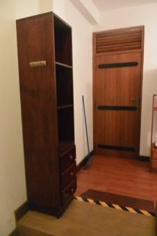 アルトゥガマのサンベリナアパートメンツ(ドア付近)