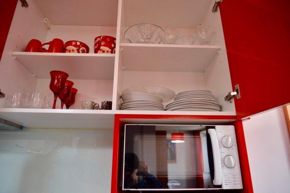 Casas da Alegriaのキッチン-2