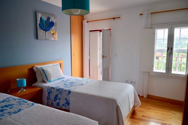 Casas da Alegriaのベッドルーム